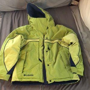 Kids Columbia Outdoor Jacket
